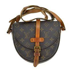 ^Authentic Louis Vuitton Monogram Chantilly PM Shoulder Bag Purse