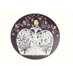 """Cinderella"" Limited Edition Giclée by Genevieve Godbout"