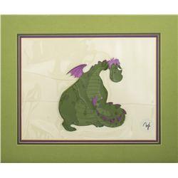 Original Pete's Dragon Animation Cel