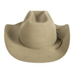 Vintage Walt Disney Resistol Cowboy Hat Given to Disneyland Designer Marvin Davis