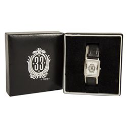 Exclusive Disneyland Club 33 Men's Wristwatch