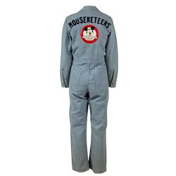 Scott Craig Mouseketeer Jumpsuit from The New Mickey Mouse Club