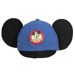 Todd Turquand Mouseketeer Ears from The New Mickey Mouse Club