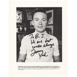 Collection of 11 Disney Cast Autographed Photos Including Original Mouseketeers