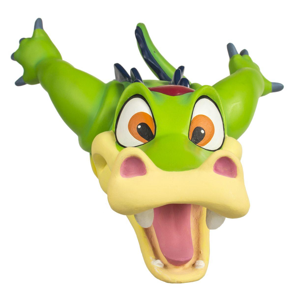 Disney Store Fantasia Dancing Alligator Display Statue