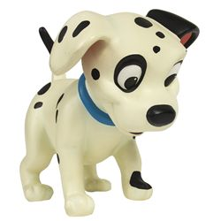 Original 101 Dalmatians Puppy with Blue Collar Disney Store Display Maquette
