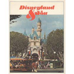 Set of 4 Original Disneyland Employee Manuals