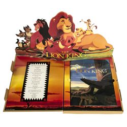"The Lion King ""For Your Consideration"" AMPAS Promotional Package"