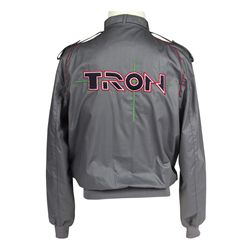 "Vintage Tron ""Members Only"" Crew Jacket"