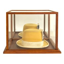 Vintage Felt Hat Signed by Jack Benny & Eddie Carroll