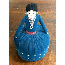Navajo pincushion doll