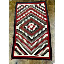 Early Navajo weaving