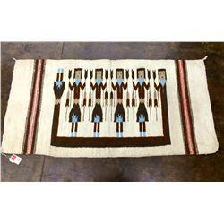 Yei style rug