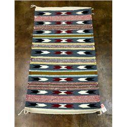 Beautiful Mexico wool weaving