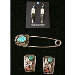 Misc. Indian jewelry lot