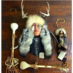 Misc. Native American style items