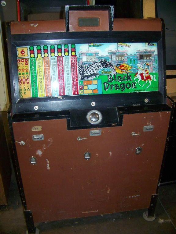 Black Dragon Slot Machine