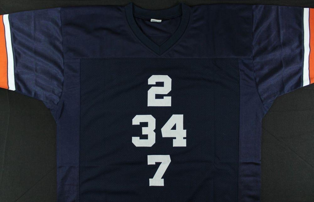separation shoes eafd6 2538f Cam Newton, Bo Jackson & Pat Sullivan Signed Auburn Heisman ...