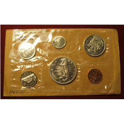 832.1963 Canada Proof-like set, still in Mint cello, nice coins