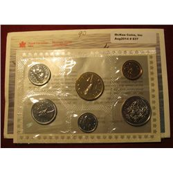 837.1990 Canada Proof-like set, in original mint cello and envelope