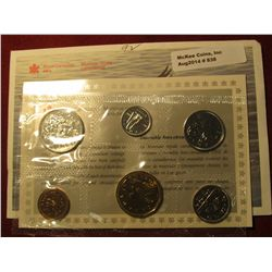 838.1992 Canada Proof-like set, in original mint cello and envelope