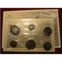 840.1994 Canada Proof-like set, in original mint cello and envelope