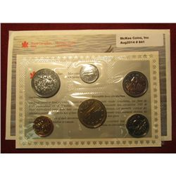 841.1995 Canada Proof-like set, in original mint cello and envelope