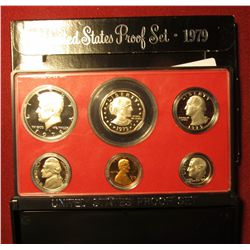 846. 1979 US Proof set, in original box