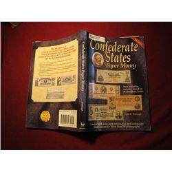 910.Confederate States Paper Money, Arlie Slabaugh, 9th Edition