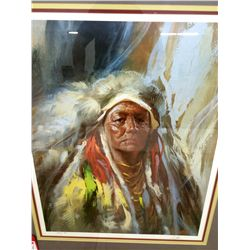 Signed and Numbered Indian Art
