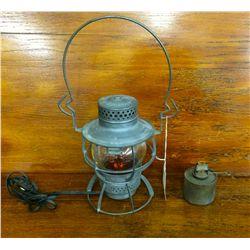 Vintage Railroad Lamp/Lantern
