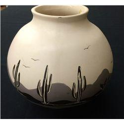 Handmade Southwestern Pot