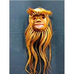 Yaqui Dance Mask