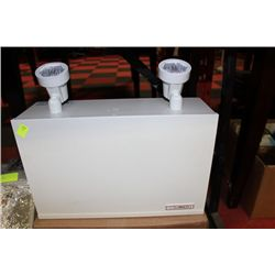 NEW BATTERY BACK-UP EMERGENCY EXIT LIGHT