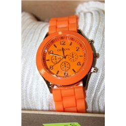 GENEVA WATCH:ORANGE