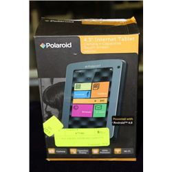 "4.3"" POLAROID ANDROID TABLETS"