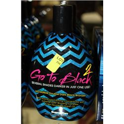 GO TO BLACK DARK BRONZER