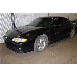 2004 CHEVROLET - MONTE CARLO 2WD