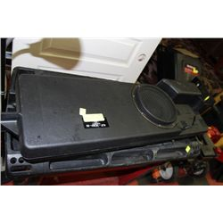 FORD F-150 2004-2008 UNDER SEAT SUBWOOFER