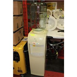 WATER COOLER WITH GLASS BOTTLE