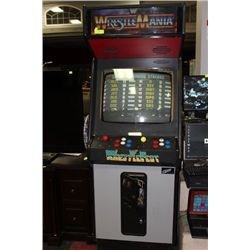 WRESTLE MANIA COIN OPERATED ARCADE GAME
