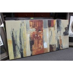 SHOWHOME ABSTRACT CANVAS PICTURE