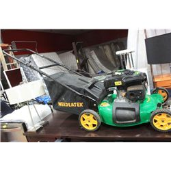 WEED EATER GAS LAWNMOWER 140CC