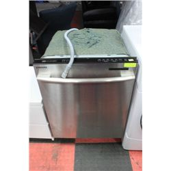 SAMSUNG ALL STAINLESS DISHWASHER