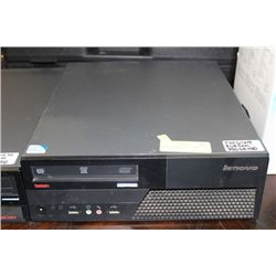 LENOVO DESKTOP PC 2.6 GHZ 3GB RAM 250GB HDD