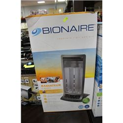 BIONAIRE QUARTZ HEATER
