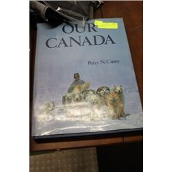 OUR CANADA PICTURE BOOK BY: PETER N. CASEY