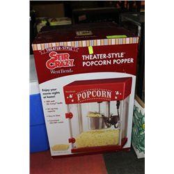 #26 THEATER STYLE POPCORN POPPER