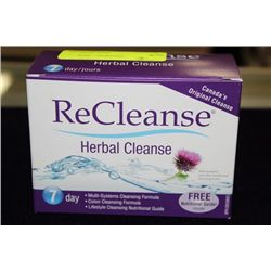 7 DAY HERBAL CLEANSE