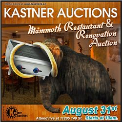 WELCOME TO THE KASTNER AUCTION EXPERIENCE!